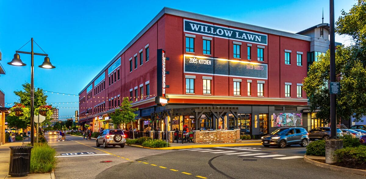 Willow Lawn